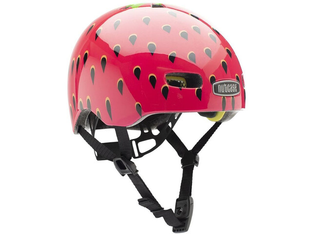 Nutcase Baby Nutty MIPS Helm Baby, very berry gloss